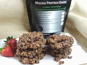 Mocha Breakfast Cookie