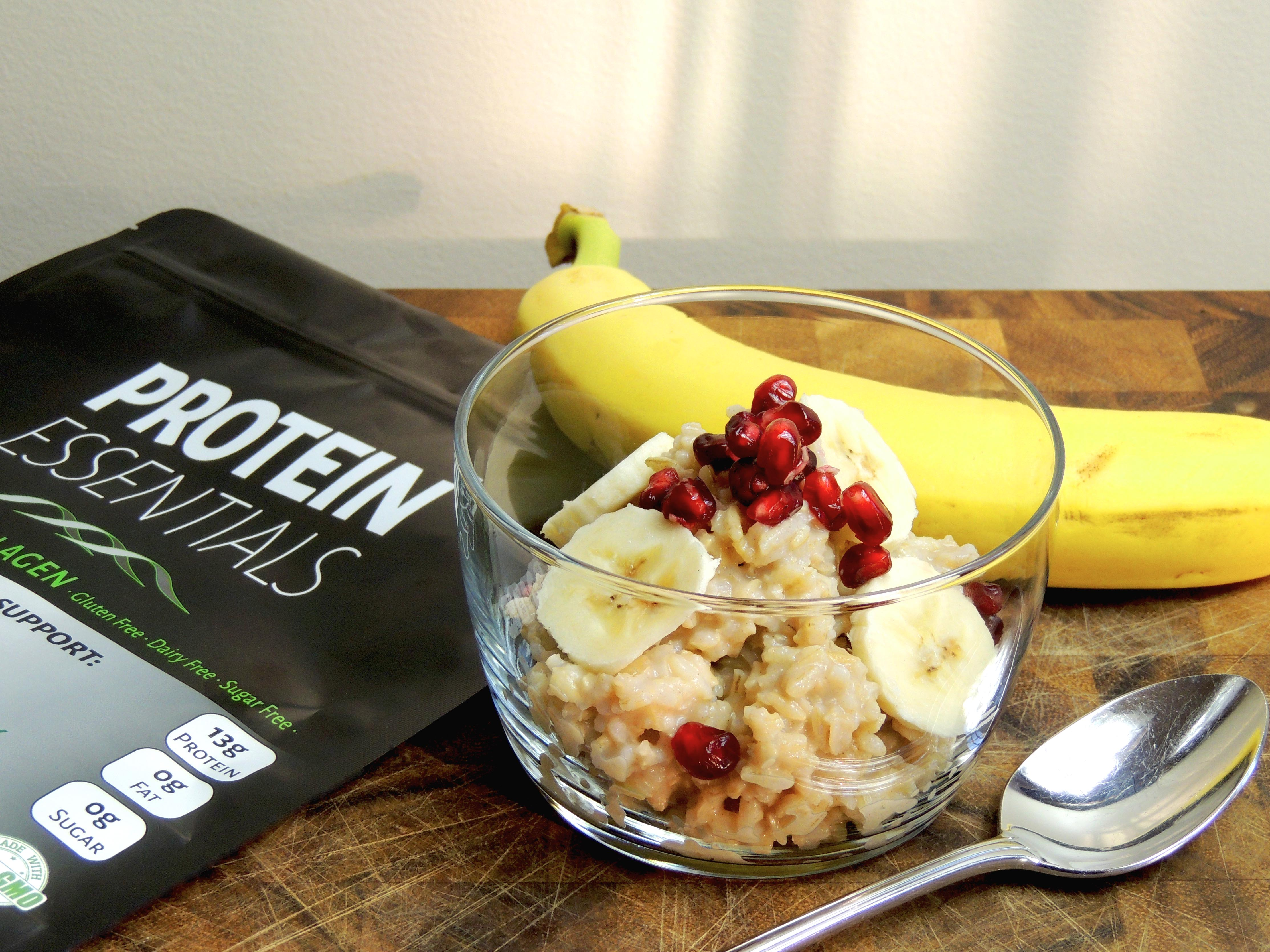 Brown Rice Overnight Oats