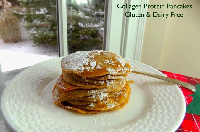 Collagen Protein Pancakes